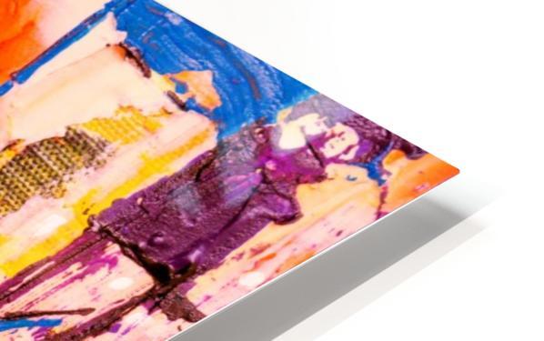 Modern art HD Sublimation Metal print