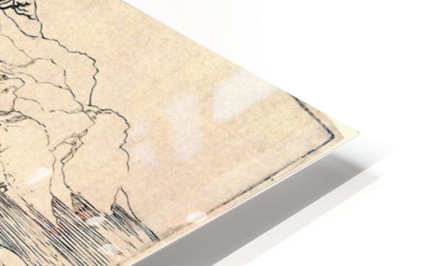 Monstrous Sow of Landser HD Sublimation Metal print