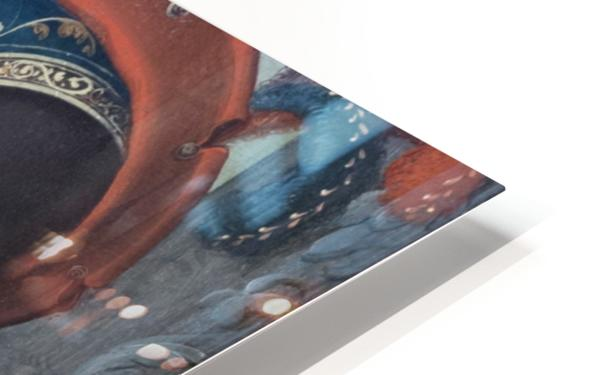 The Adoration of the Magi HD Sublimation Metal print