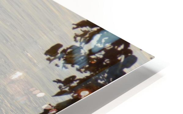 Rocky Shore 1 HD Sublimation Metal print