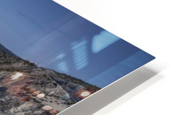 The Greek island of Kefalonia HD Sublimation Metal print