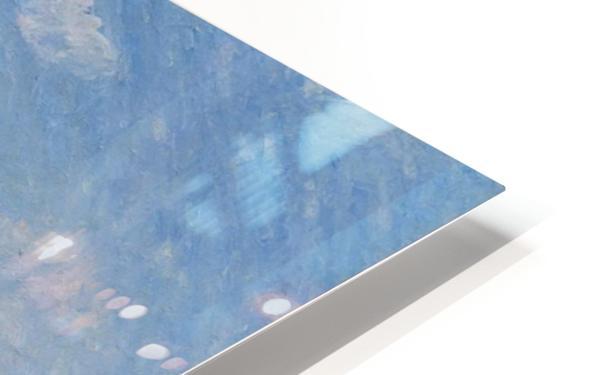 The Banks of the Seine, Tournedos-sur-Seine HD Sublimation Metal print