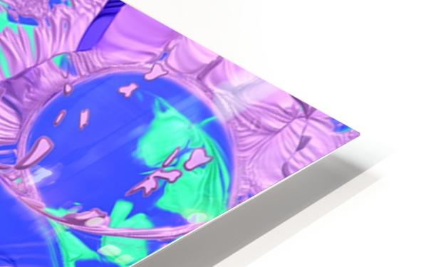 540 HD Sublimation Metal print