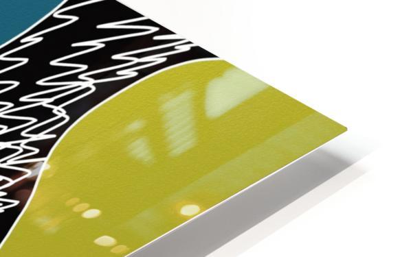 EarthWomb HD Sublimation Metal print