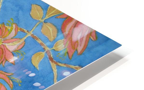 Bird in Tree HD Sublimation Metal print