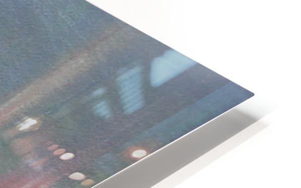 Aurora Borealis HD Sublimation Metal print