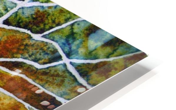 Birches HD Sublimation Metal print