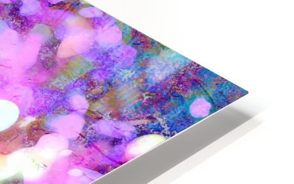 Petals on the Breeze HD Sublimation Metal print
