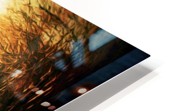 Autumnal Landscape 2 HD Sublimation Metal print