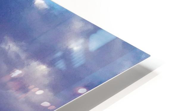 Beautiful cumullus HD Sublimation Metal print