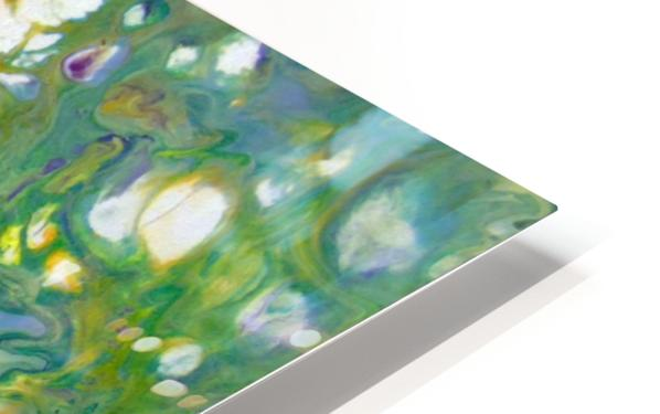 Game color HD Sublimation Metal print