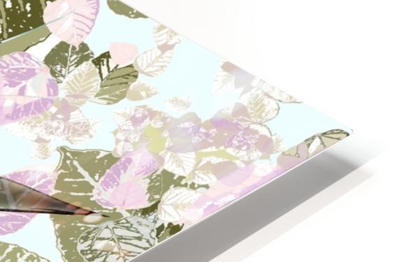 Papillon HD Sublimation Metal print