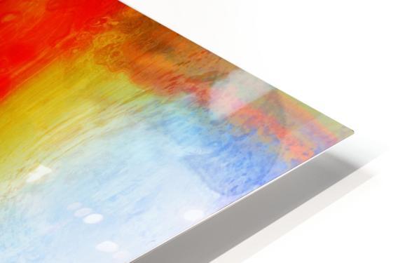 Atilafractalus 5 HD Sublimation Metal print