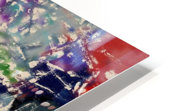 Abstract Composition 781 HD Sublimation Metal print