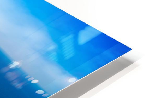 Cap Rouge Vista HD Sublimation Metal print