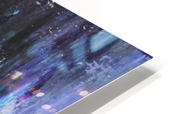 Ingot HD Sublimation Metal print