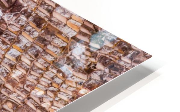 Maras Salt Mines HD Sublimation Metal print