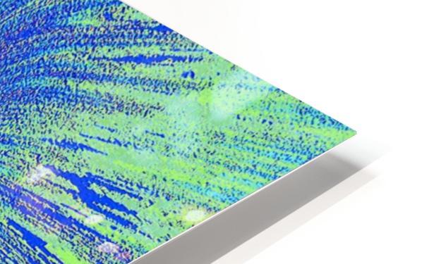 Blue Storm 1  HD Sublimation Metal print