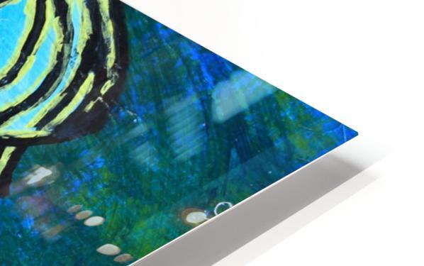 Blue Horse. Glenn N HD Sublimation Metal print
