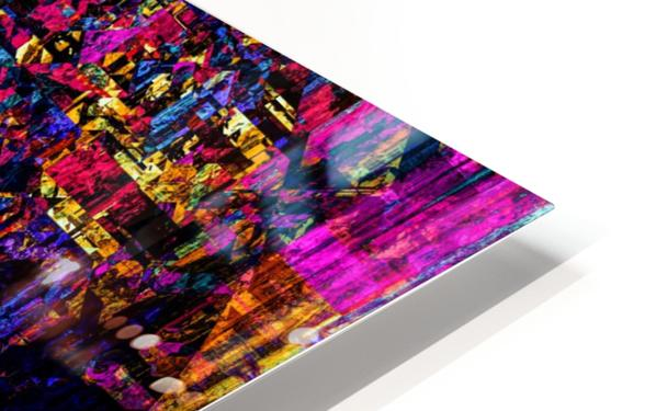 Fargo coloris  HD Sublimation Metal print