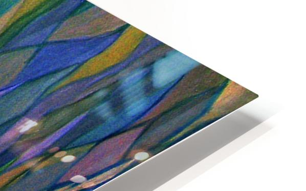 4 elements A HD Sublimation Metal print