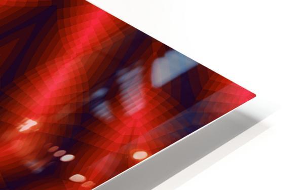 A.P.Polo - Der Schrei 4.0 HD Sublimation Metal print