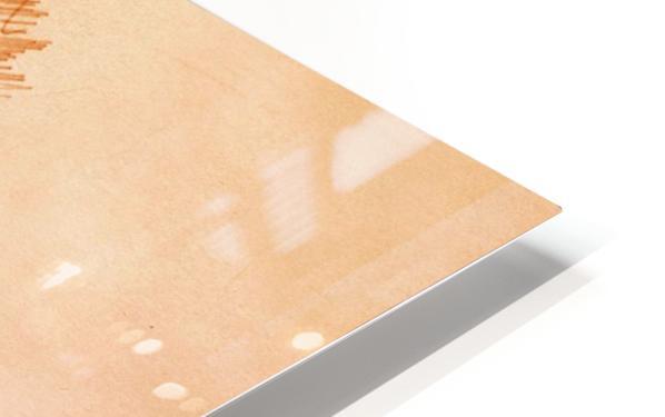 Fredie Mercury HD Sublimation Metal print