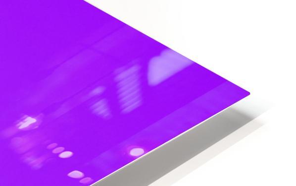Love Rose purple 8665 HD Sublimation Metal print