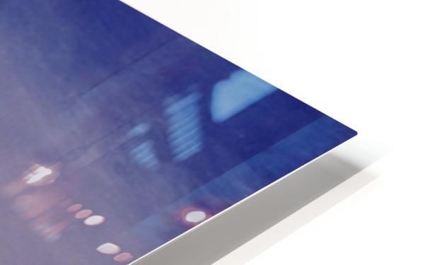 Ridgecrest HD Sublimation Metal print