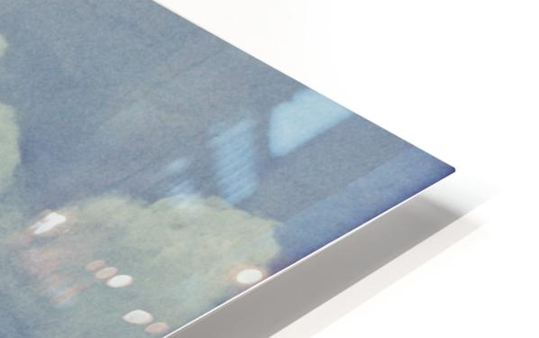 Prairie House HD Sublimation Metal print