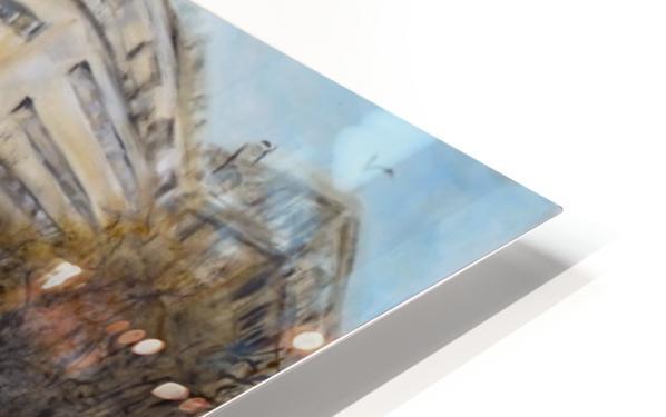 Buildings_High_Res Impression de sublimation métal HD