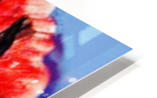 Hour glass HD Sublimation Metal print