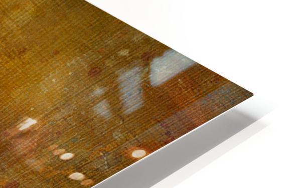 Eastern Meadowlark HD Sublimation Metal print