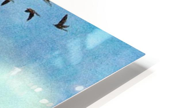 summer s end HD Sublimation Metal print