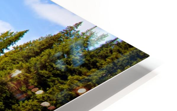 Shallow Bay HD Sublimation Metal print