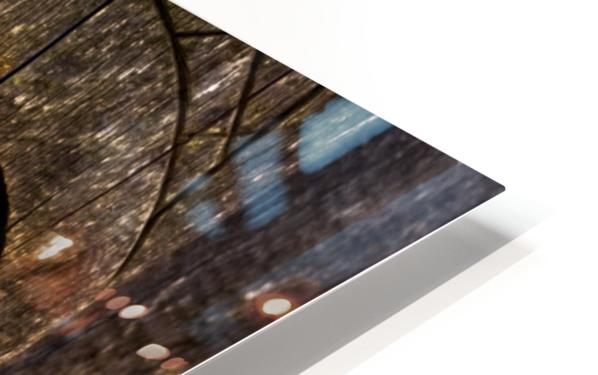 Venerable Reflection HD Sublimation Metal print