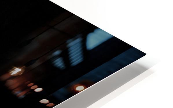 Crystalline Floret HD Sublimation Metal print