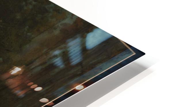 Maison de campagne de l artiste HD Sublimation Metal print