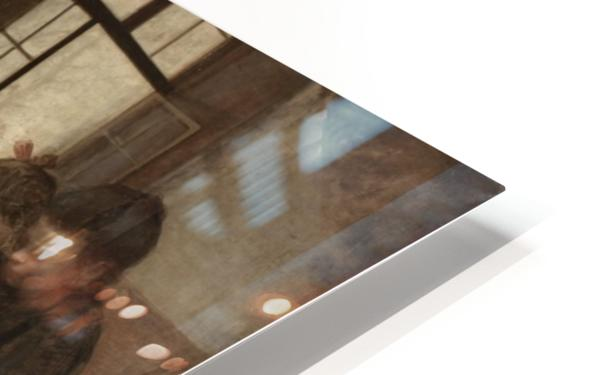 En retenue HD Sublimation Metal print