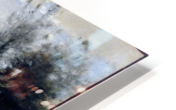 Canteleu HD Sublimation Metal print