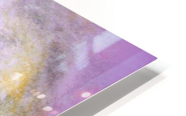 Dreamy Rose HD Sublimation Metal print