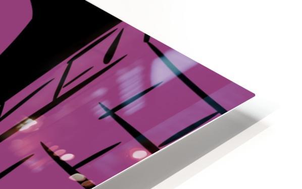 Toriel HD Sublimation Metal print