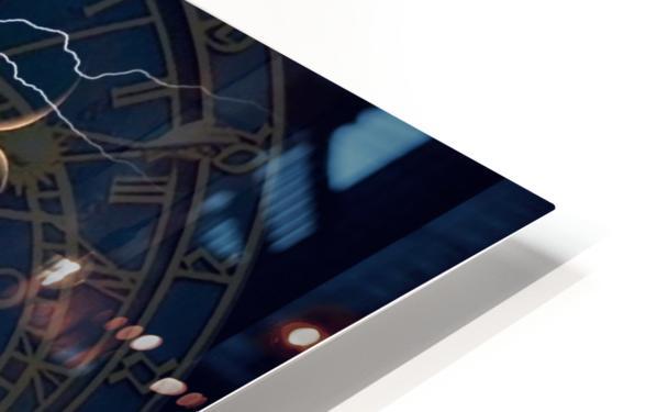 Zodiac Time HD Sublimation Metal print