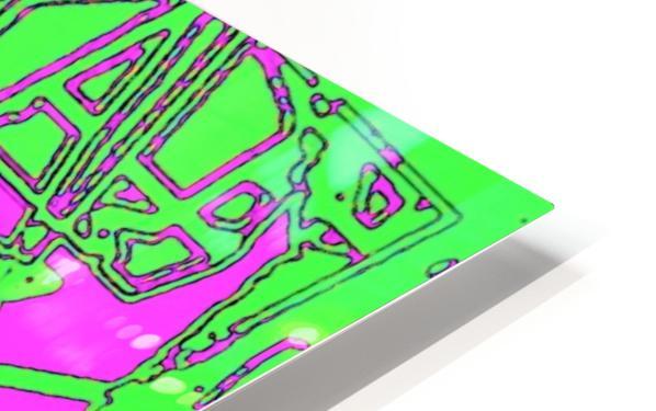 Talis HD Sublimation Metal print