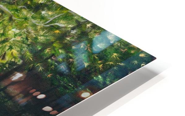 Minnesota Arboretum HD Sublimation Metal print