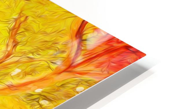 Could it be yellower  HD Sublimation Metal print