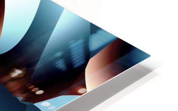 Gargantuan_Hatching HD Sublimation Metal print