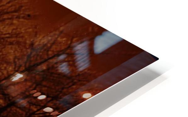 Dark Encounter HD Sublimation Metal print
