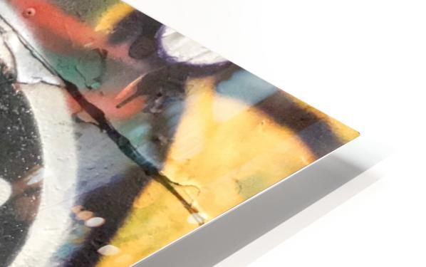 Rush St. Toronto HD Sublimation Metal print