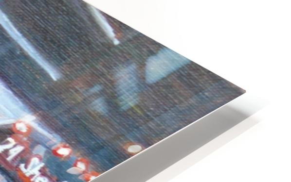 The 24 HD Sublimation Metal print